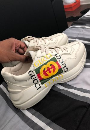 Gucci rhyton sneakers for Sale in Montclair, VA