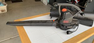 Black and decker leaf blower for Sale in Murrieta, CA