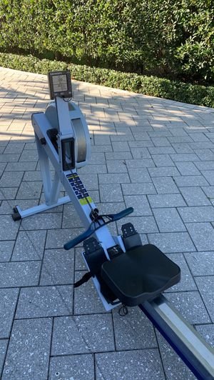 Concept 2 indoor rower in good working condition for Sale in Fort Lauderdale, FL
