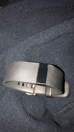 Fitbit with Black Band for Sale in Charlottesville, VA
