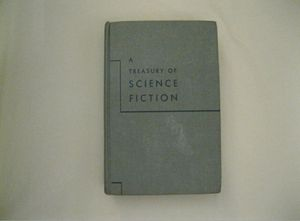 A TREASURY OF SCIENCE FICTION (ed CONKLIN) Crown 1948 RARE 1ST ED 1ST PUBLISHED for Sale in Ventura, CA