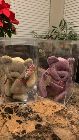 1999 and 2000 Signature Bears TY Beanie Babies for Sale in Phoenix, AZ