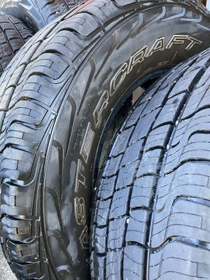 """tires 255/70 16"""" for Sale in Kentwood, MI"""