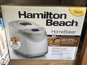 NEW Hamilton Beach Bread Maker for Sale in Tustin, CA