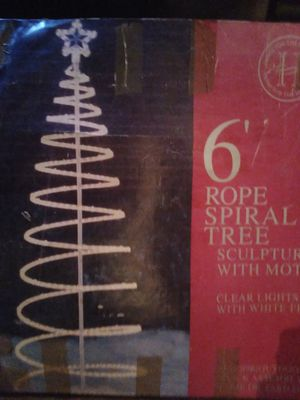 Rope Spiral tree for Sale in South Gate, CA