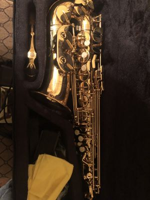Saxophone alto roy benson for Sale in Alpharetta, GA