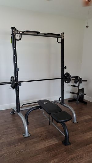 Olympic Weight Set for Sale for Sale in Cypress, TX