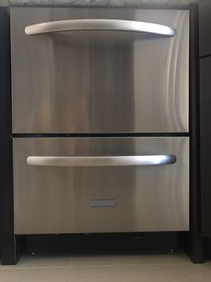 KITCHEN AID (Dishwasher - Top Controls Double Drawer) for Sale in FL, US