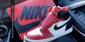 Jordan Retro 1 OG satin snake Chicago for Sale in Ontario, CA