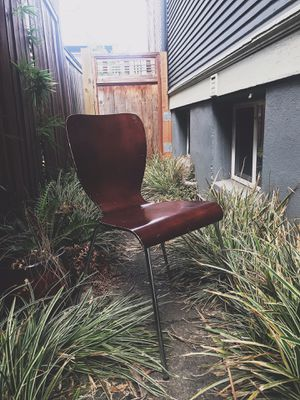 Modern Wood Chair for Sale in Portland, OR
