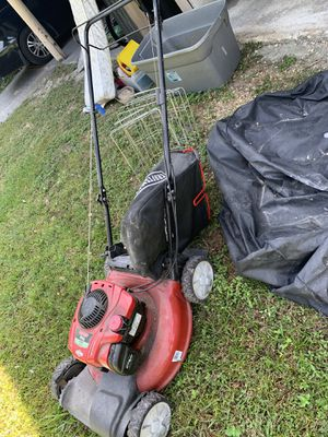 Craftsman self propelled mower for Sale in Tampa, FL