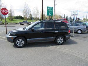 2005 Hyundai Santa Fe for Sale in Everett, WA