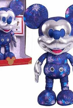 Rare DISNEY Mickey MOUSE plush Doll Toy for Sale in Tracy,  CA