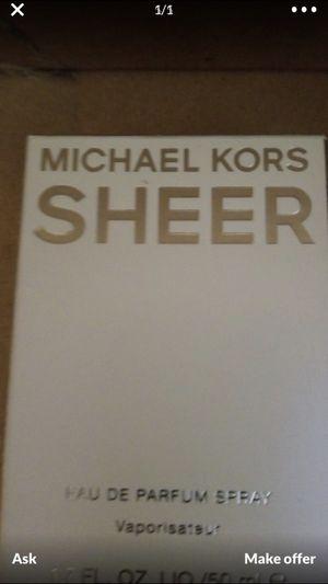 Michael kors perfume fragrance for Sale in Scottsdale, AZ