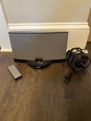 Bose Sounddock Series III for Sale in Savannah, GA