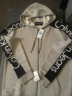 Calvin Klein designer hoodie size XL for Sale in Philadelphia, PA
