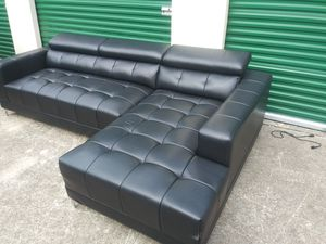 Gorgeous L-Shape Sectional for Sale in Irving, TX