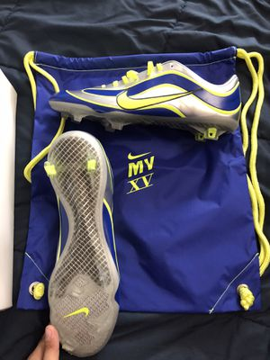 Nike mercurial Ronaldo tribute soccer cleats for Sale in Los Angeles, CA