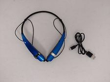 Wireless headset with charger (LG) like new for Sale in Frisco, TX