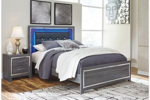 NEW IN THE BOX.BEDROOM SET: QUEEN BED +DRESSER+NIGHTSTAND SKU#TCB214-SET for Sale in Fountain Valley, CA