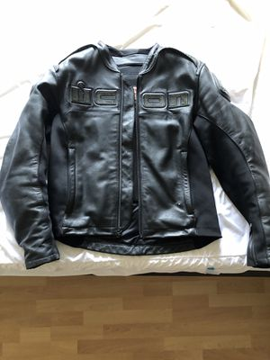 Icon motorcycle jackets for Sale in Delray Beach, FL
