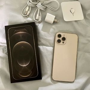 iPhone 12 Pro Max Gold 256GB for Sale in Baltimore, MD
