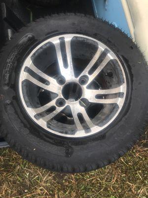 Golf cart wheels for Sale in Miami, FL