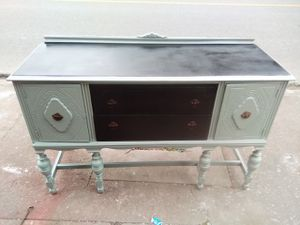 Wood sideboard for Sale in Beaumont, TX
