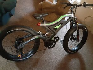Large frame 1000w electric bike for Sale in Celina, OH