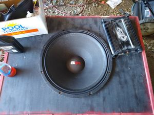 DS18 Pro subwoofer for Sale in Cottontown, TN