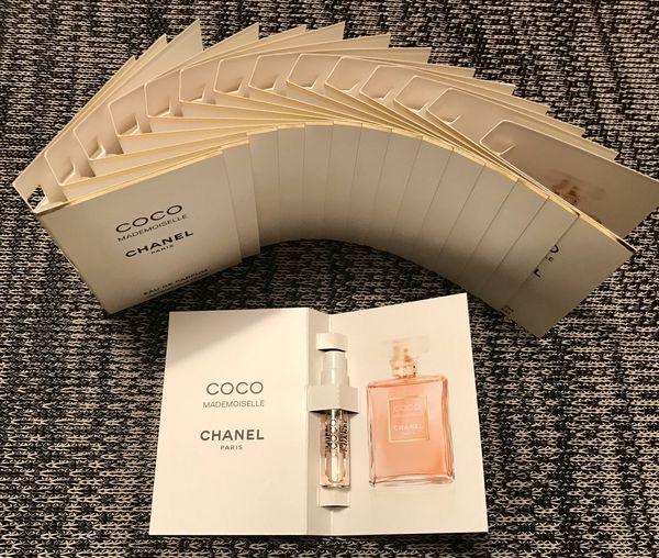 Chanel - COCO Mademoiselle sample set