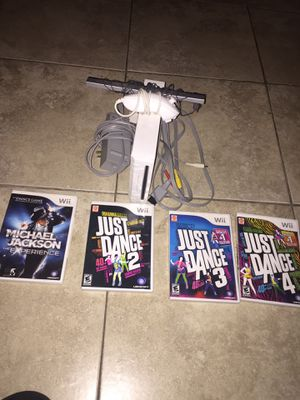 Wii for Sale in Moreno Valley, CA