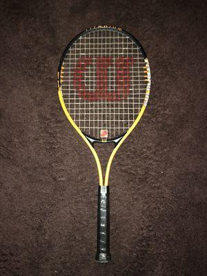 Wilson Titanium3 Tennis Racket for Sale in Long Beach, CA