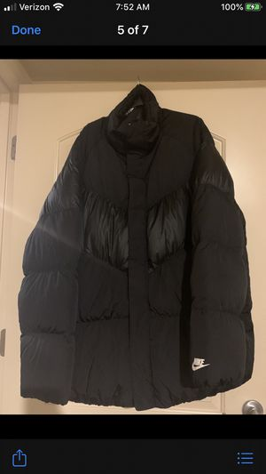 Nike Puffy Jacket for Sale in Fresno, CA