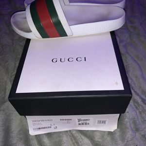 Men's Gucci Slides for Sale in Lynnwood, WA