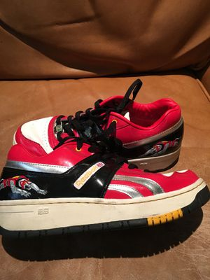 Teenager/men's Reebok classic Voltron tennis shoes size 7 for Sale in Fresno, CA