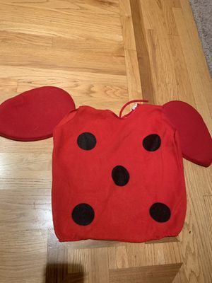 Ladybug Halloween costume 4T for Sale in Snohomish, WA