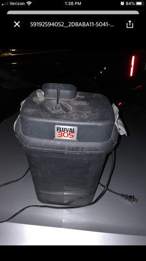 Fluval canister filter for Sale in Hephzibah, GA