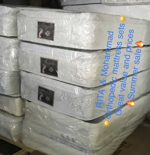 orthipedic mattress for Sale in Bolingbrook, IL