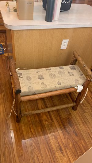 Farmhouse style bench for Sale in Sterling, VA