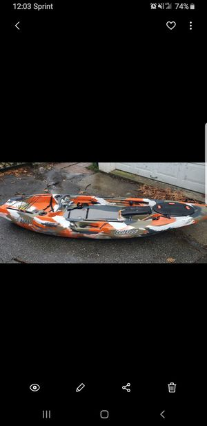 Feel free lure 10 kayak for Sale in Lancaster, PA