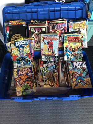 Comic Book Collection over 900 comics for Sale in Spring Valley, CA
