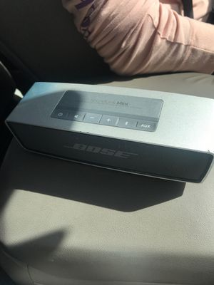 Bose Soundlink Mini for Sale in Lewis Center, OH