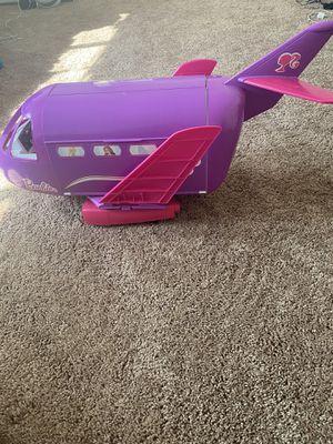 Barbie Airplane for Sale in Sacramento, CA