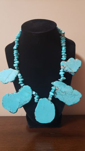 Necklace Turquoise for Sale in Brooklyn, NY