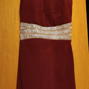 Burgundy Dress for Sale in Plainfield, IL