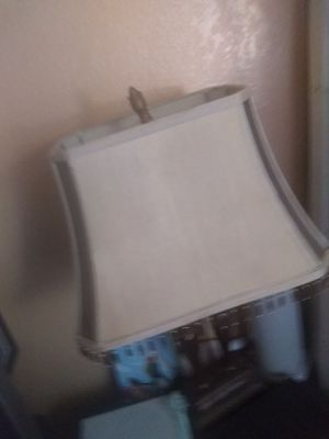 Both lamps for $28 for Sale in Hesperia, CA