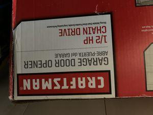 Garage door opener kit for Sale in Sandy, UT
