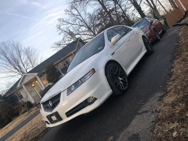 07 ACURA TL TYPE S PART OUT