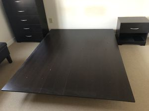 Queen platform bed for Sale in Washington, DC